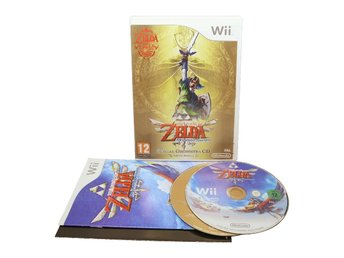 The Legend of Zelda Skyward Sword - Special Edition (SWD)