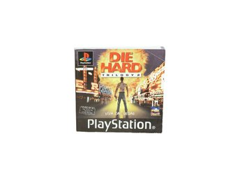 Die Hard Triology 2 (Manual / PS1)