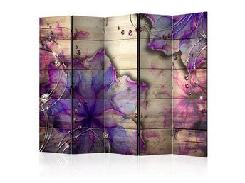 Rumsavdelare - Purple Memory II Room Dividers 225x172