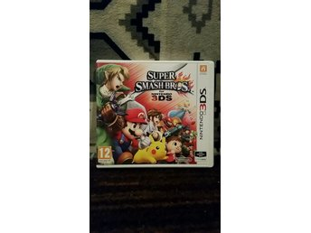 Super Smash Bros - Nintendo 3DS - Pokemon Zelda Mario Fire Emblem