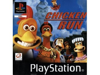 PS1 - Chicken Run (Beg)