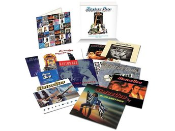"Status Quo: Vinyl singles collection 1984-89 (12 Vinyl 7"")"
