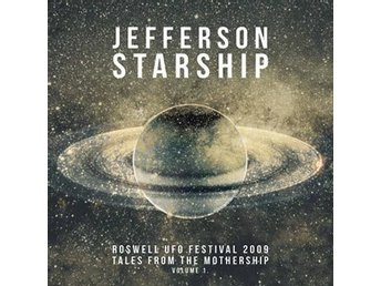 Jefferson Starship: Tales from The Mothership 1 (2 Vinyl LP)