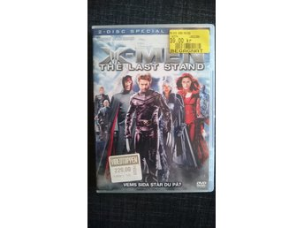 DVD: X-Men - The Last Stand