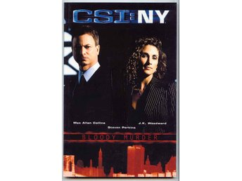 CSI: NY - Bloody Murder TP VF/NM
