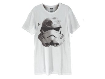 Star Wars Stormtrooper white  T-Shirt Medium