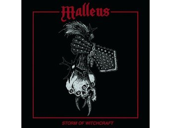 Malleus –Storm Of Witchcraft lp 2017 Blood Harvest US black