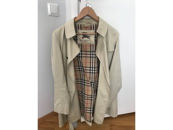Burberry Trench Coat - size 40