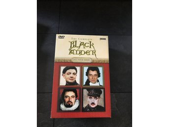 Black Adder - Svarte Orm - DVD