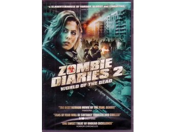 Zombie diaries 2: World of the dead / DVD