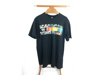 Vintage American Apparel 100 Launches Americas Ride to Space T-shirt -Storlek XL
