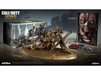 Call of duty WW2: valor collection