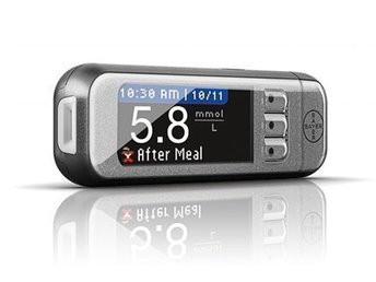 CONTOUR NEXT LINK 2.4 Blood Glucose Meter