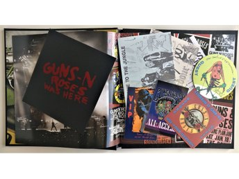 Guns N' Roses - Not In This Lifetime Limited Bok  10375/15000