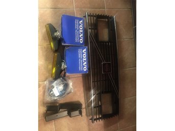 NOS grill/lampkit Volvo 240