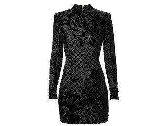 Klänning Balmain för H&M st M (422506547) ᐈ Köp på Tradera