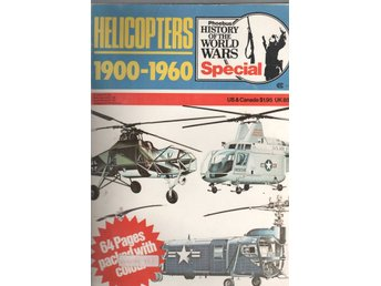 Helicopters 1900-1960
