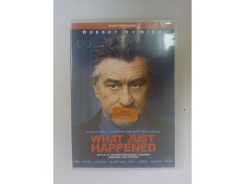 DVD - What Just Happened