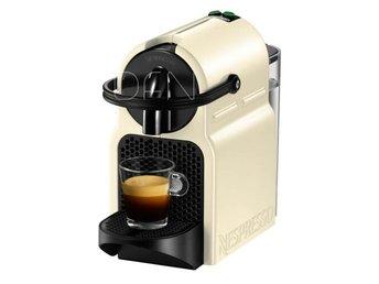 DeLonghi EN 80 CW Inissia Nespresso Vanilla Cream - Höganäs - DeLonghi EN 80 CW Inissia Nespresso Vanilla Cream - Höganäs