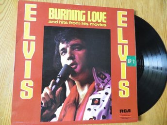 ELVIS BURNING LOVE and hits from his movies
