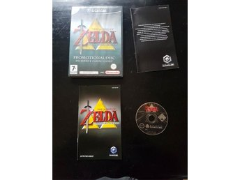 Zelda Collectors Edition Game Cube