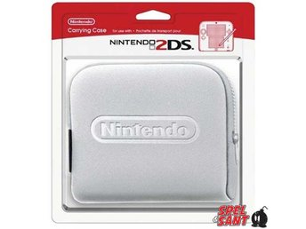 Nintendo 2DS Carrying Case Silver