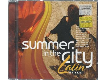 SUMMER IN THE CITY - LATIN STYLE