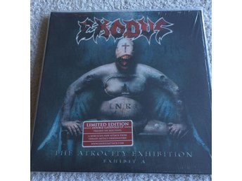 EXODUS The atrocity exhibition, Exhibit A _ NYSKICK! INPLASTAD! Slayer