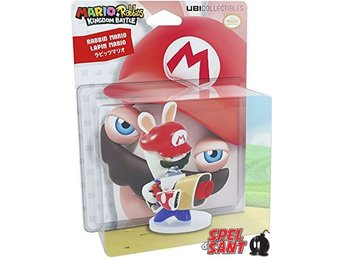 Mario + Rabbids Kingdom Battle Rabbid Mario 8cm