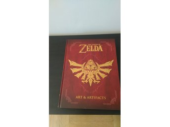 Zelda Art & Artifacts