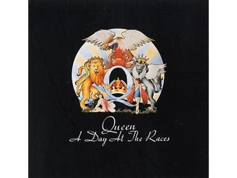 Queen: A day at the races 1976 (2011/Rem) (CD)
