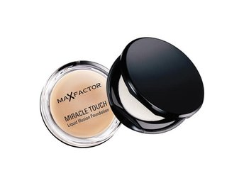 Max Factor Miracle Touch Foundation - Sand 60