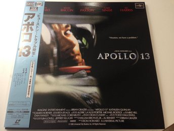 Apollo 13 Laserdisc o44