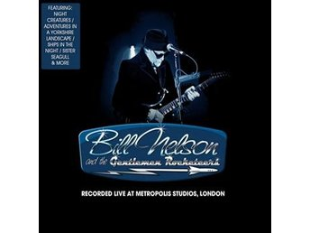 Nelson Bill: Live at Metropolis Studios (2 Vinyl LP)
