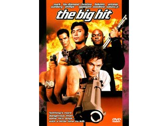 The Big Hit 98 Che-Kirk Wong med Mark Wahlberg, Lou Diamond Phillips FIN DVD OOP