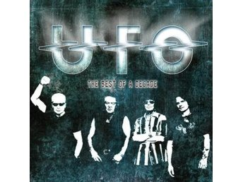 UFO: Best of a decade 2004-09 (CD)