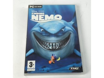 Disney Pixar, PC-spel, Finding Nemo