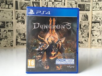 Dungeons II (PS4) (Dungeons 2)