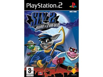 Sly 2: Band of Thieves - Playstation 2