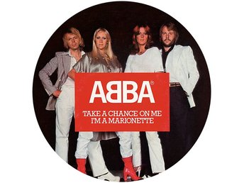 "ABBA: Take a chance on me (Picturedisc) (Vinyl 7"")"