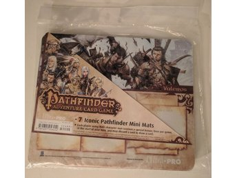 Pathfinder, Adventure Card Game Mini Mats