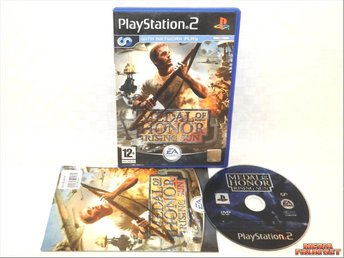 Medal Of Honor: Rising Sun (PS2)