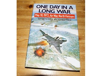 bra bok om flyg * ONE DAY IN A LONG WAR * VIETNAM