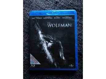+++ The Wolfman +++ Blu-ray