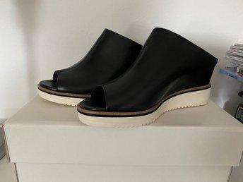 Tamaris svarta, sköna skor storlek 37 NYA