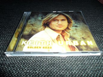Keith Urban Golden road country
