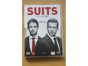 Suits - säsong 2