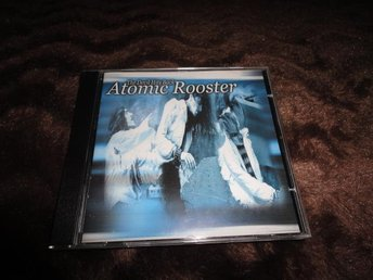 ATOMIC ROOSTER -- THE DEVIL HITS BACK - Köping - ATOMIC ROOSTER -- THE DEVIL HITS BACK - Köping