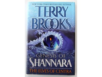 Genesis of Shannara bok 2 - The Elves of Cintra