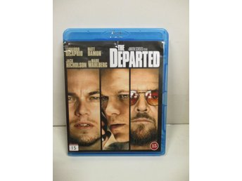 The Departed (Blu-ray) - MKT FINT SKICK!
